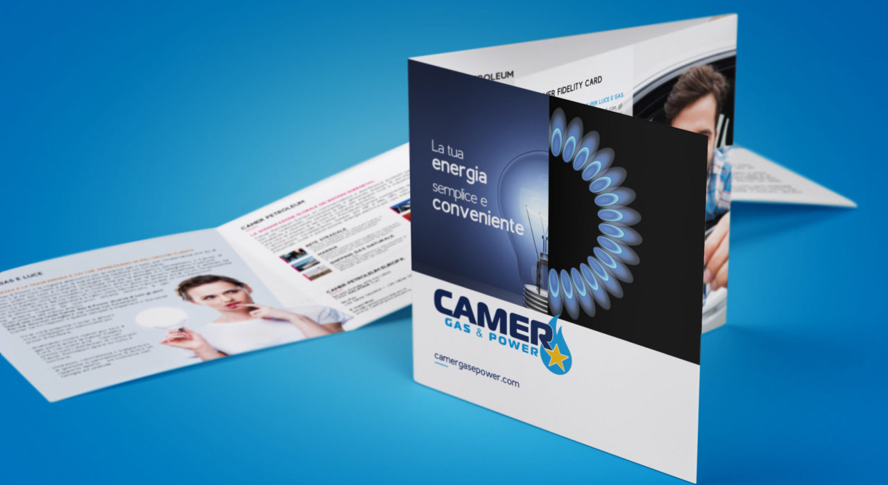 brochure camer gas & power